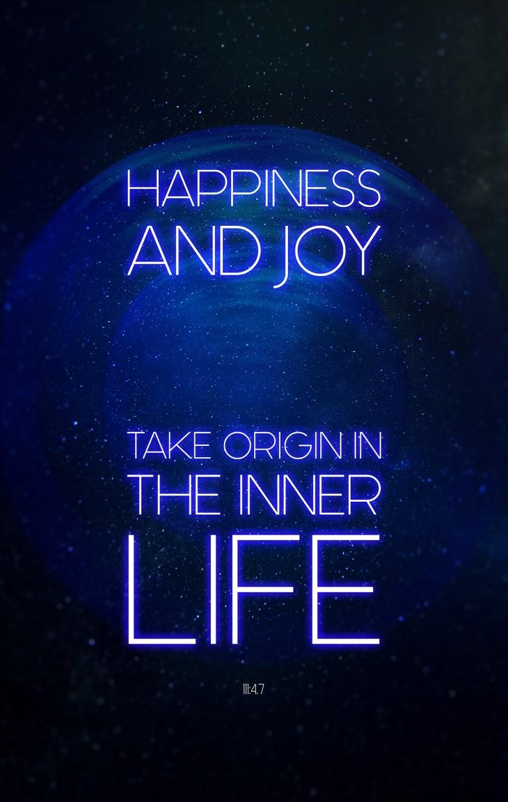 행복의 기원